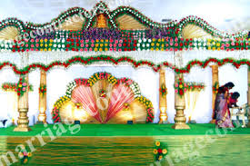Wedding Decorations Images On Stage Decoration In India