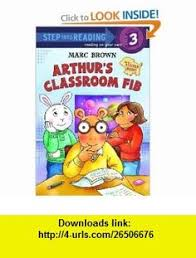 Arthurs Classroom Fib Turtleback School Library Binding Edition Step Into Reading A