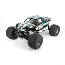 100 Gas Powered Remote Control Trucks Team Losi 15 Monster Truck XL 4WD RTR With AVC Black
