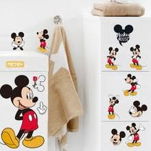Mickey Minnie Bathroom Decor by Minnie Mouse Stickers Reviews Online Shopping Minnie Mouse