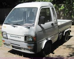100 Hijet Mini Truck 1992 Daihatsu HiJet Mini Truck Item 4595 SOLD September