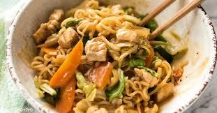 Ramen Noodle Stir Fry Real Housemoms