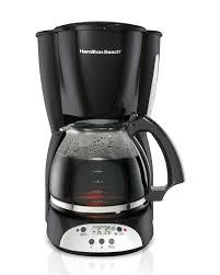 Amazon Com Hamilton Beach 12 Cup Coffee Maker Digital 49465