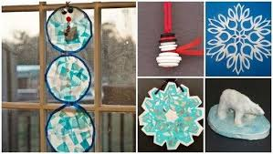 5 Wild Winter Art Projects For Kids Mnn Mother Nature Network Crafts