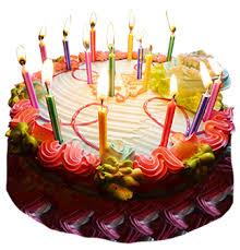 Birthday Cake Download PNG Image
