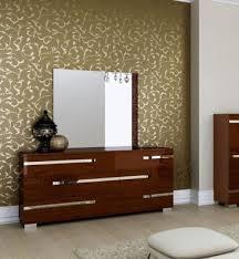 kommode volare walnuss italienische luxus möbel 6 schubladen