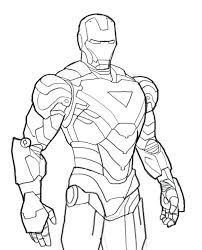 Full Image For Iron Man Coloring Pages Pdf Sheets Printables Lego