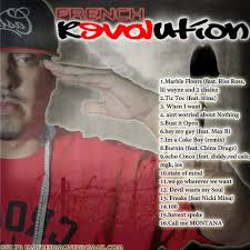 French Montana Marble Floors Instrumental by French Montana French Revolution Front Large Jpg
