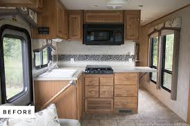 Could You Live In Less Than 300 Square Feet See How This Outdated Motorhome Was
