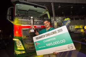 100 Fuel Efficient Truck Winner In Watch Challenge Announced Bus News