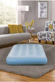 Essential Ez Bed Inflatable Guest Bed by How To Store An Air Mattress In 4 Steps Overstock Com