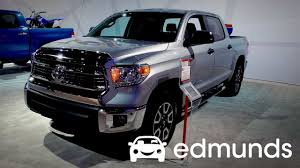 2017 Toyota Tundra Review | Features Rundown | Edmunds - YouTube 2017 Toyota Tundra Review Features Rundown Edmunds Youtube Fullsize Pickups A Roundup Of The Latest News On Five 2019 Models True Market Value The Magic Number Mathews Ford Sandusky New Dealership In Oh 44870 F150 And Chevrolet Silverado 1500 Sized Up Comparison Do You Have Best Car Buying App Your Phone Used Cars Spokane 5star Dealership Val Diesel Or Gas Power Stroke Faces Off Against Ecoboost 2014 Nissan Frontier Photos Specs News Radka Blog Hits Road With Teslas Model 3 Nwitimescom Enterprise Sales Certified Trucks Suvs For Sale 2018 Lexus Es 350
