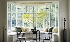 Interior Large Bay Window Contemporary Windows Are A Very Popular Choice They Re Beautiful Regarding