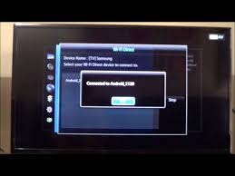 Set up Screen Mirroring Samsung Smart TV and HTC e