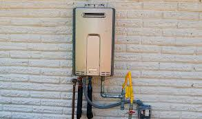 Tankless Water Heater Pex Plumbing