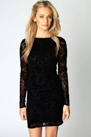 zoe flock long sleeve bodycon dress dresses pinterest
