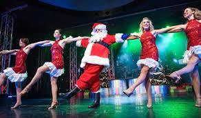 Who Sings Rockin Around The Christmas Tree by Christmas Wonderland In Branson Mo