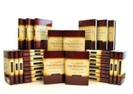 The MacArthur New Testament Commentary Set Of John