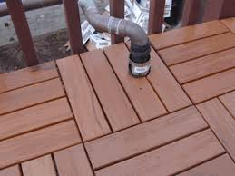 Ipe Deck Tiles This Old House by Eco Arbor Designs Interlocking Deck Tiles Faq