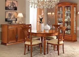 esszimmer wohnzimmer kirschbaum holz furnier klassische