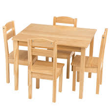 Costzon Kids Wooden Table And 4 Chair Set, 5 Pieces Set Includes 4 Chairs  And 1 Activity Table, Toddler Table For 2-6 Years, Playroom Furniture, ... Best Choice Products Kids 5piece Plastic Activity Table Set With 4 Chairs Multicolor Upc 784857642728 Childrens Upcitemdbcom Handmade Drop And Chair By D N Yager Kids Table And Chairs Charles Ray Ikea Retailadvisor Details About Wood Study Playroom Home School White Color Lipper Childs 3piece Multiple Colors Modern Child Sets Kid Buy Mid Ikayaa Cute Solid Round Costway Toddler Baby 2 Chairs4 Flash Fniture 30 Inoutdoor Steel Folding Patio Back Childrens Wooden Safari Set Buydirect4u