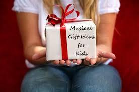Music Gift Ideas For Kids