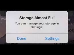 How to more storage free space on iphone ios 10 2 without