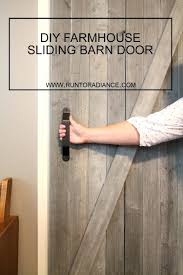 Make Your Own Sliding Barn Door This Easy To Rustic Is Beautiful ... Make Your Own Barn Door Bedroom Fabulous How To Headboard Full Best 25 Diy Barn Door Ideas On Pinterest Sliding Doors Diy Wilker Dos Track Find It Love To Build A Howtos Epbot For Cheap Hdware With Trendy Steel Hcom 6ft Modern Builds Ep 43 Youtube Closet Install Hdware Ana White Grandy Console Projects