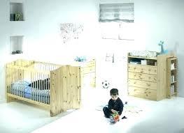 chambre bébé bois naturel chambre bebe bois massif lit bebe bois massif occasion