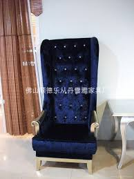 high back chair engaging hotel back chair danxueya china