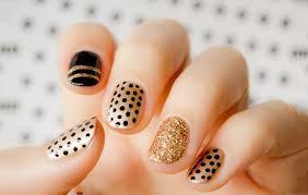 Gold Nails 35 Gold Nail Designs