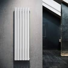 design flach heizkörper 1600 x 462 mm weiß