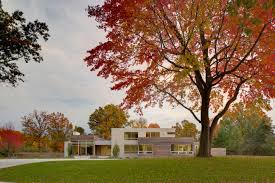 100 Living In Shaker Heights Private Residence Ohio Dimit Architects