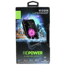 LifeProof FRE POWER Waterproof Case for iPhone 6s Plus iPhone 6