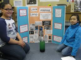 Science Fair Lava Lamp Photo