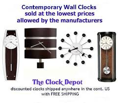 Seiko QXA405KLH Contemporary Square Wall Clock