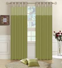 Faux Silk Eyelet Curtains by Curtain Top Elegant Decoration Use Lime Green Curtains Ideas