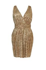 draped in gold dress by badgley mischka for 30 45 rent the