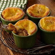 Mini Salted Caramel Apple Pies