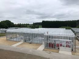 100 Glass House Project Ebtech House Systems Complete Turnkey Glasshouse Project At