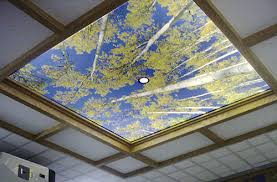 Newmat Light Stretched Ceiling by Newmat Stretch Ceiling Systems