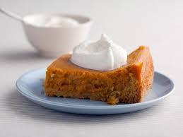 Pumpkin Gooey Butter Cakes Recipe Paula Deen