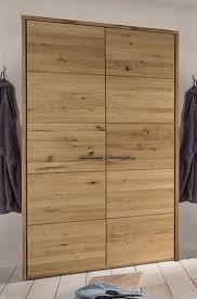 vollholz schlafzimmerschrank 2türig asteiche geölt kleiderschrank