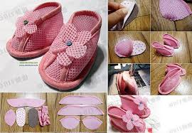 DIY Cute Baby Shoes Projects