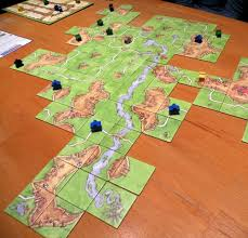 Carcassonne Card And Board Games