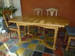 tischgruppe esszimmer möbel gebraucht kaufen ebay