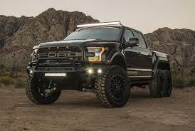 100 Best Selling Pickup Truck The Hennessey VelociRaptor Gets 600 Horsepower And SixWheel Drive