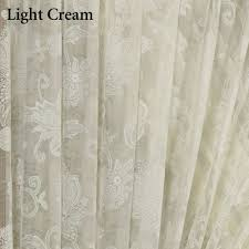 Lace Priscilla Curtains With Attached Valance by Maison Semi Sheer Lace Ruffled Priscilla Curtains