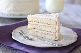 Deliciously Light White Cake 327