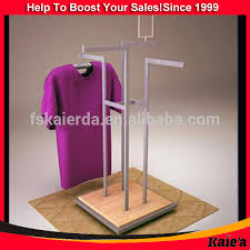 Modern Display Racks T Shirt Stand Rack